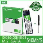 WD-Green-PC-SSD-120GB-240GB-480GB-Internal-Solid-State-Hard-Drive-Disk-M-2-SATA